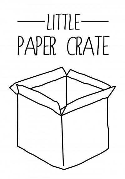 Little Paper CrateCrafting Stories